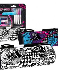 Monster High Несесер за оцветяване