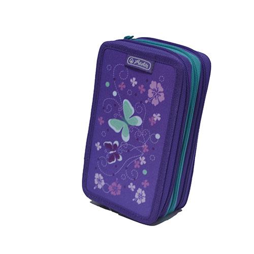 Несесер Purple & Green _b
