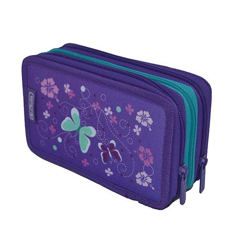 Несесер Purple & Green