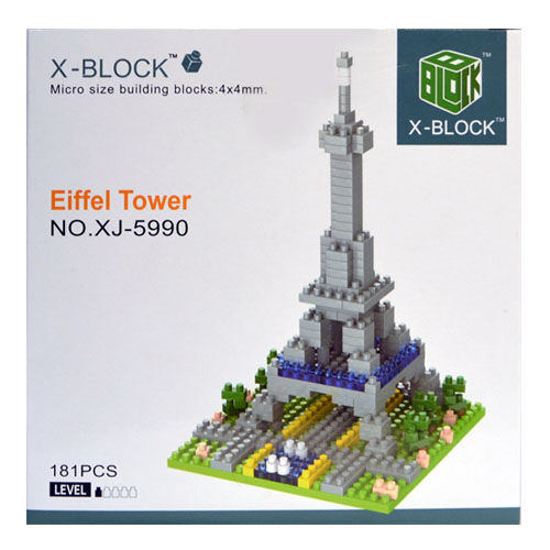 Конструктор Eiffel Tower