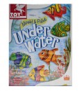 Креактивна игра за деца - Магнитчета за хладилник - рибки