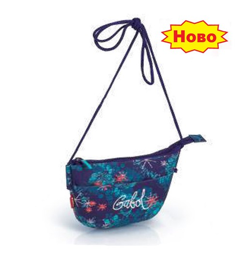 Чанта за рамо Gabol Folk