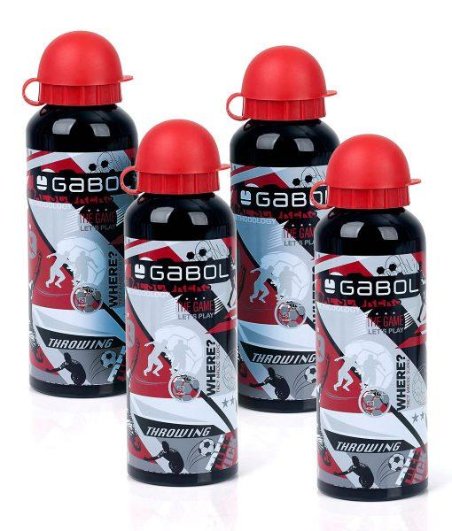 Алуминиева бутилка за вода Game Gabol