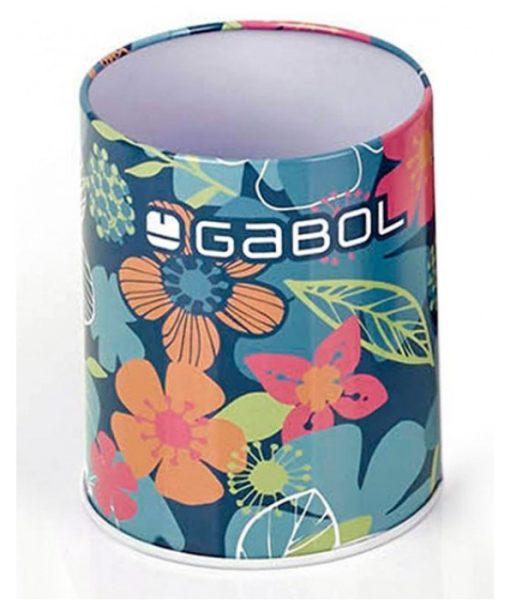 Метален моливник Gabol Aloha