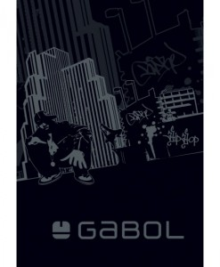 Gabol Tетрадка A4 60 листа, бели1