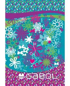 Gabol Tетрадка A4 60 листа, бели2