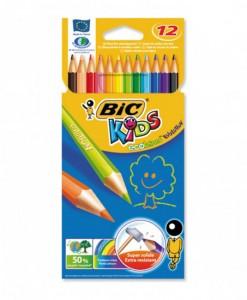 Цветни моливи BIC Kids Ecolutions