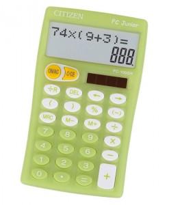 Citizen Настолен калкулатор FC-100GR