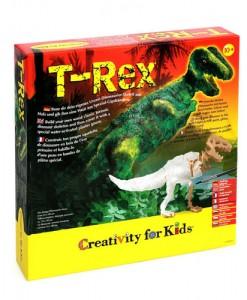 Творчски компмект Динозавъ р T-Rex Faber-castell