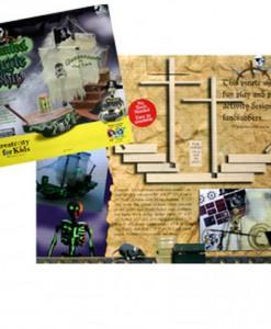 Творчски компмект Голям Пиратски кор аб 2 Faber-castell